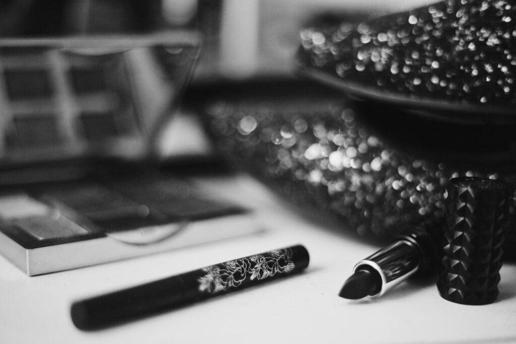 Black lipstick, Nyx Lipstic