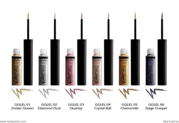 Glitter Eyeliners