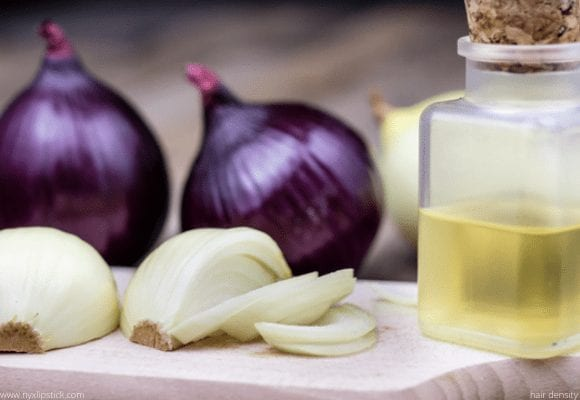 Onion And Honey Hair Loss Cure