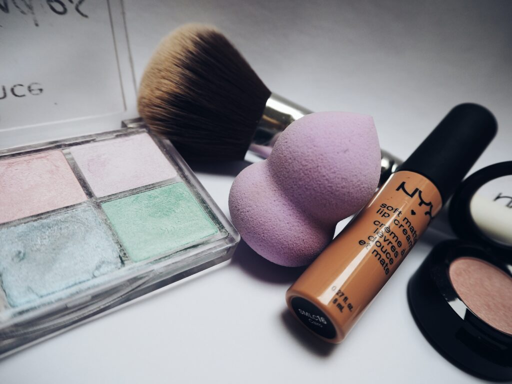 Merlot color Nyx lipstick