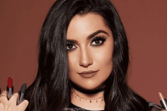 Safiya nygaard lipstick