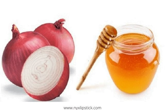 onion mask for hair