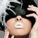 White Lipstick